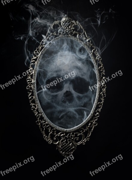 Smoke And Mirrors Magic Mirror Black Mirror Occult