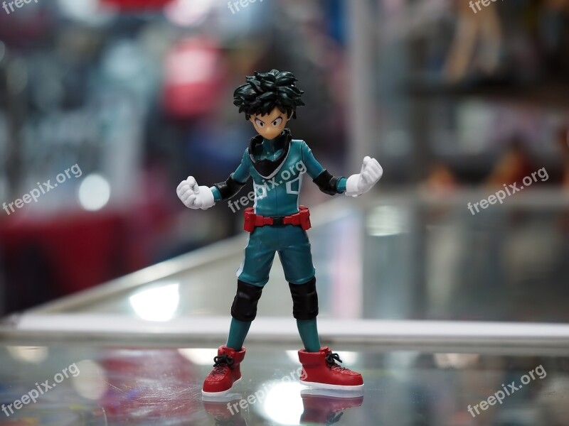 Hero Academy Hero Toy Figurine Small