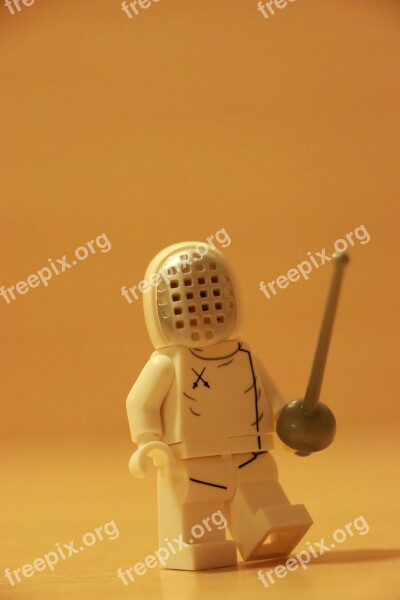Lego Minifigure Toy Action Figure Free Photos
